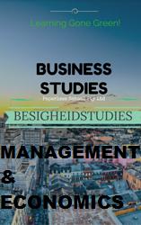 BUSINESS,MANAGEMENT & ECONOMICS